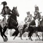 Rakouští kyrysníci - napoleonské války