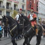 Svatý Martin na koních